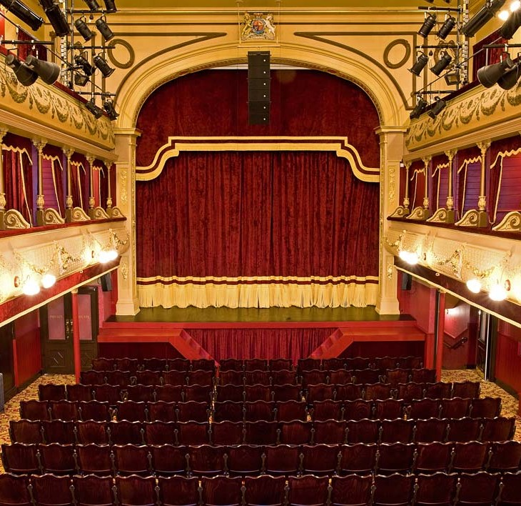 City Varieties Music Hall, Leeds