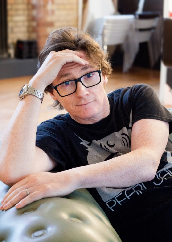 Ed Byrne comes to Leeds City Varieties