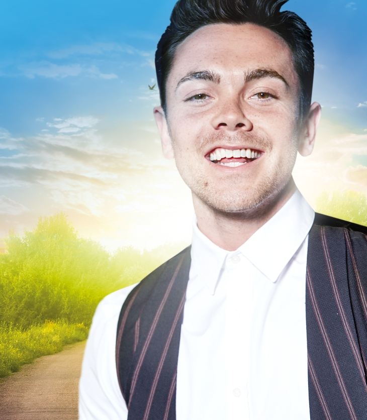 Ray Quinn stars in Summer Holiday