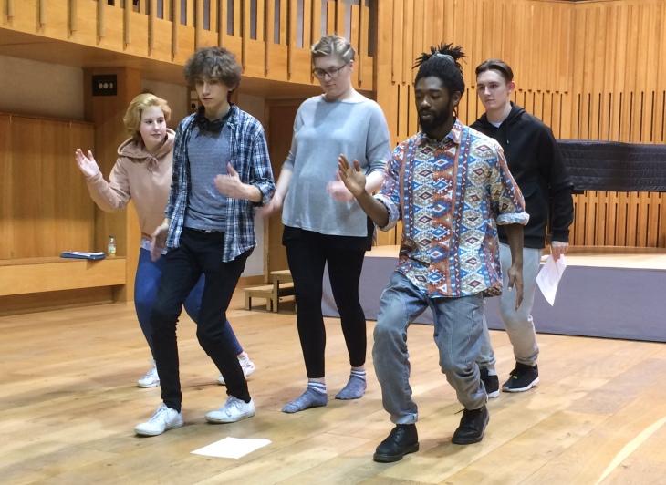 Leeds Actors in Training